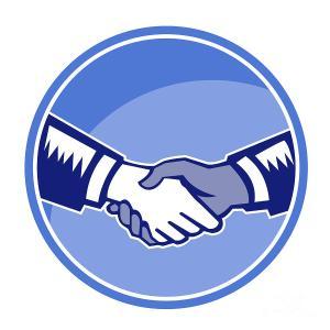 1-handshake-black-white-woodcut-circle-aloysius-patrimonio
