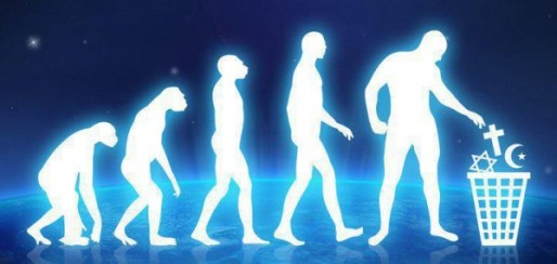 human-evolution-religion-600x285
