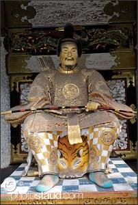 Tokugawa Ieyasu Tosho-gu Shrine Nikko, Japan