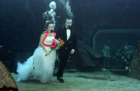 underwater-wedding