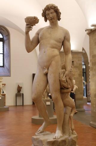 Bacchus,_Michelangelo,_1496-97,_Bargello_Florenz-01