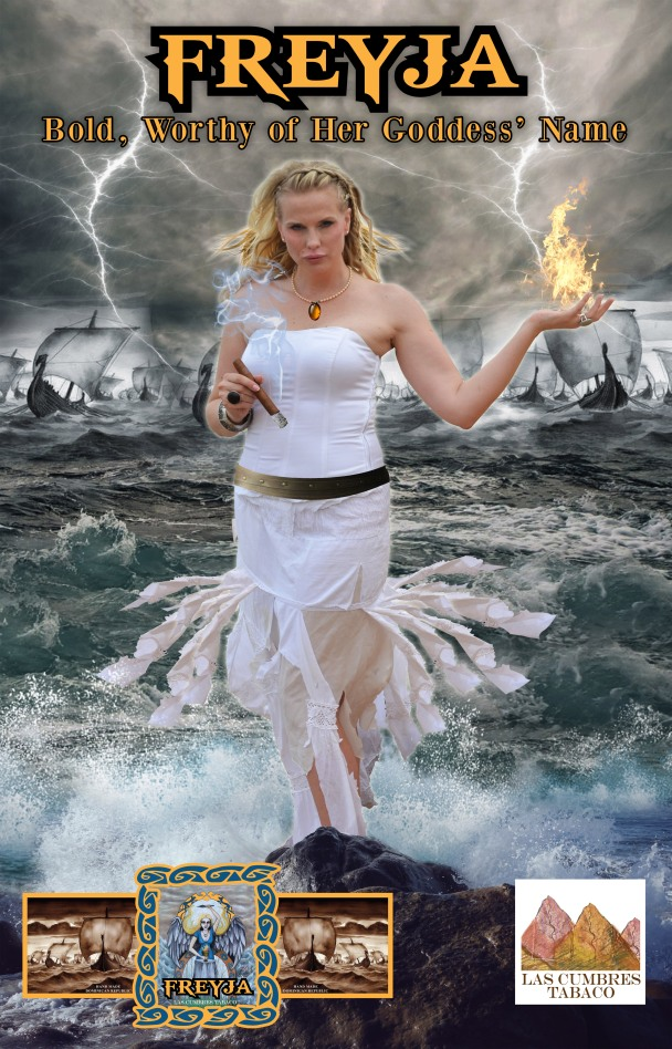 Freyja-poster