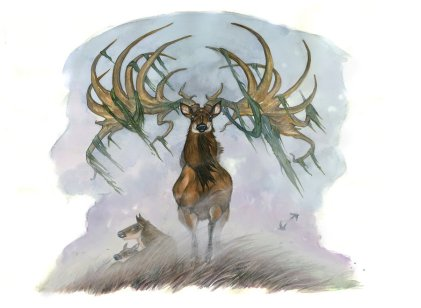 megaloceros_by_tiffanyturrill-d6qjmg4