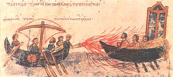 madrid_skylitzes_greek_fire
