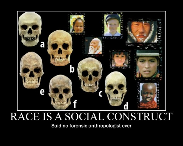 race is a social construct