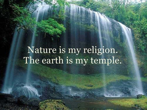Pantheism - Nature