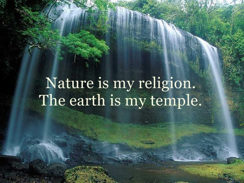 Pantheism - Nature